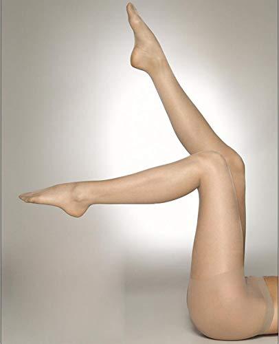 Sexy DDLIN Glitter Shimmer Pantyhose Shiny Sheer Glossy Stockings (Nude)