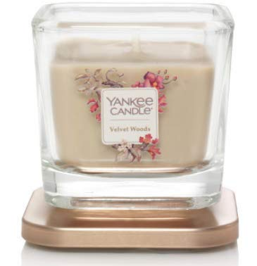 Yankee Candle Velvet Woods Small 1-Wick Square Candle