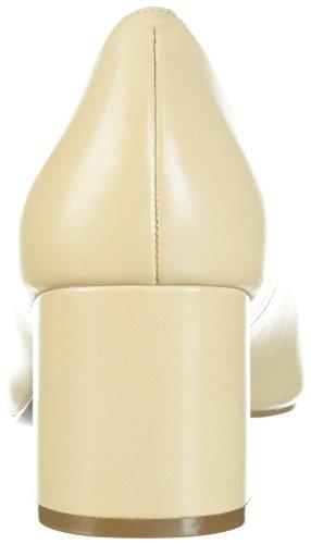 Cole Haan Womens Justine 55mm Pump Naken Läder