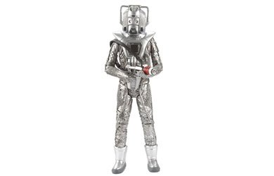 Doctor Who Classic Cyberman with Cybergun -
