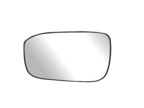 Non Heated Flat Glass - Fit System 88208 Driver Side Non-heated Replacement Mirror Glass with Backing Plate
