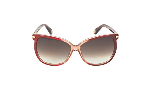 Marc Jacobs Sunglasses - MJ504/S / Frame: Red Shaded Lens: Grey - Sunglasses Marc Red Jacobs