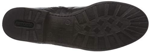 donna D4973 Stivali schwarz neri da 01 Ranger wqACHEq