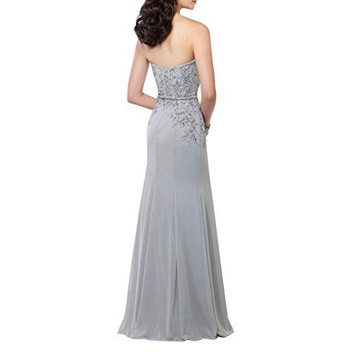 ... Partykleider Abendkleider Apfel Glamour Chiffon La Kleider mit  Festlichkleider Langes Perlen Figurbetont Gruen Standsamt mia Ballkleider  ... a8170e6244