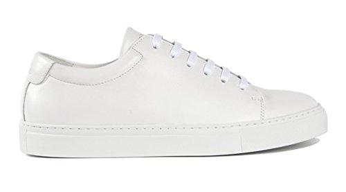 NATIONAL STANDARD Herren Low Sneaker New White Edition 3