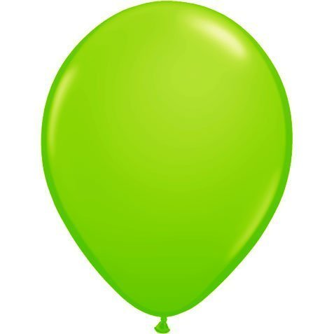 - Neo LOONS 5 Inch Pastel Lime Green Color Natural Latex Balloons for Party Decoration 100 Pcs/lot