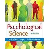Psychological Science, Heatherton, 0393925404