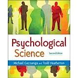 Psychological Science 9780393925401