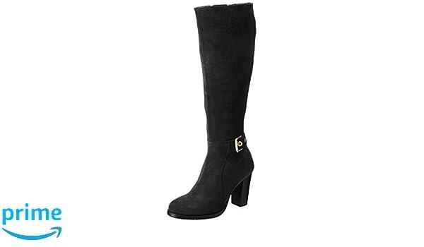 Tommy Hilfiger B1285arcelona 6b, Botas para Mujer: Amazon.es: Zapatos y complementos