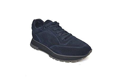 SANTONI MBVR20507-U60 Sneakers Uomo Blu