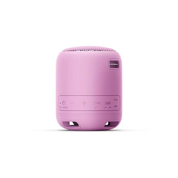 Sony SRS-XB12 Enceinte Portable Bluetooth Extra Bass Waterproof - Violet 4
