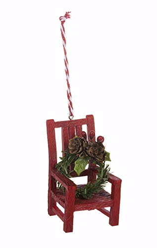 Chair Christmas Ornament - 6