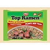 Kyпить NISSIN TOP RAMEN PICANTE BEEF FLAVOR 3 oz Each ( 24 in a Pack ) на Amazon.com