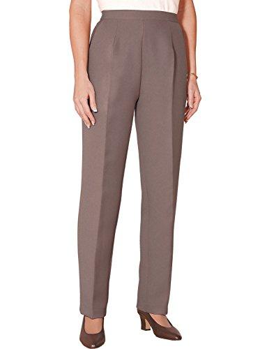 Mesdames Laine Touch Pantalon Marron 50cm x 69cm