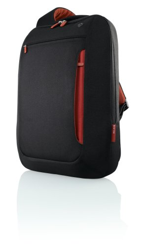 Amazon.com: Belkin Laptop Sling Bag (Jet/Cabernet): Computers ...