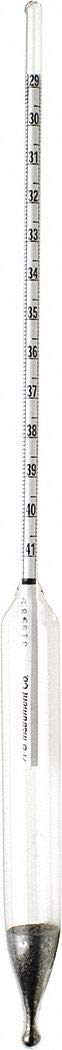 300mm, NIST Standards Hydrometer