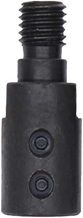 SODIAL 1Pcs M10 8 Mm Adaptador De Taladro De Eje De Dc Motor Para Conector De Junta De Acoplamiento De Conexión De Hoja De Sierra Accesorios De Herramientas De Manguito De Acoplamiento