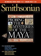 Smithsonian May 2011 Magazine PROBING THE MYSTERIES OF THE MAYA (Magazine Florida Design)