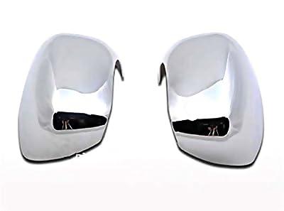MaxMate 06-08 Dodge Magnum/06-10 Charger/05-10 Chrysler 300/300C Chrome Mirror Cover