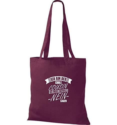 Main Sho09772 Pour Shirtstown Sac Bordeaux Rouge Femme À qfwBaTRF