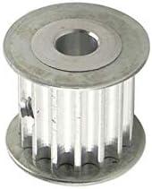 Color : 5mm, Size : 16mm NO LOGO LMY-Rolle 1pc 5M 10T Zahnriemenrad 06.05//6.35//7 mm Bohrung Getrieberolle 10Teeth 5M-10T 16mm 21mm Breite /Übertragungsrolle for CNC-Maschine