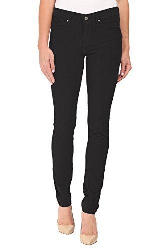 Stretch Corduroy Jean - Calvin Klein Jeans Women's Skinny Jean (Black Corduroy, 8x30)