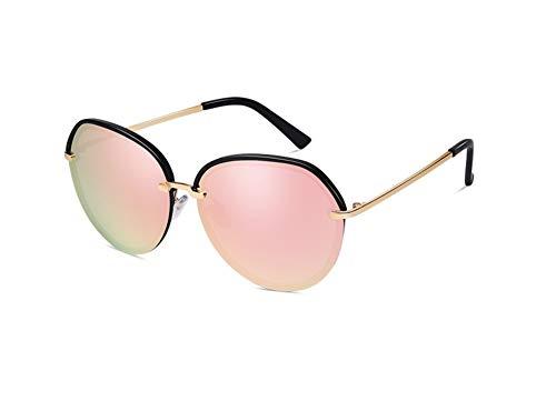 A Personalidad últimas De La De Personalidad De Plásticas Gafas De Personalidad Polarizada Las De La Prueba WJYTYJ Retros Radiación Sol La q5wTf