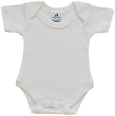 BabywearUK schlupfkragen gilet body /à manches courtes