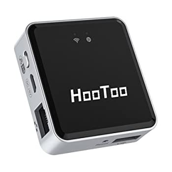 HooToo Wireless Travel Router, USB Port, High Performance- TripMate Nano (Not a Hotspot)