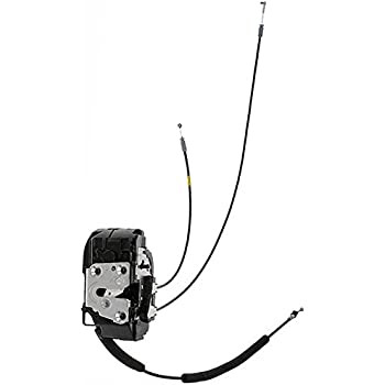 Replaces 82500-8S51A Passenger APDTY 048416 Door Lock Actuator Motor Cable Rear Right
