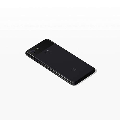 Google Pixel 3 64GB - Just Black (Renewed)