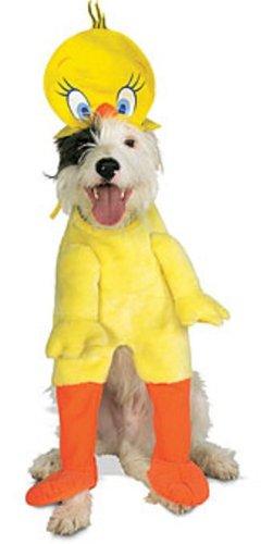 Tweety Bird Pet Costume (Tweety Costumes)