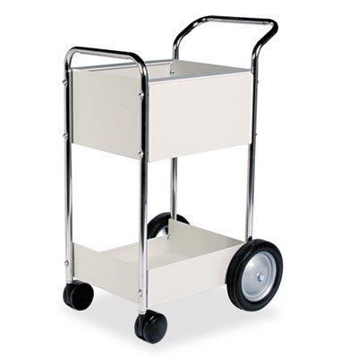 FEL40924 - Fellowes Steel Mail Cart