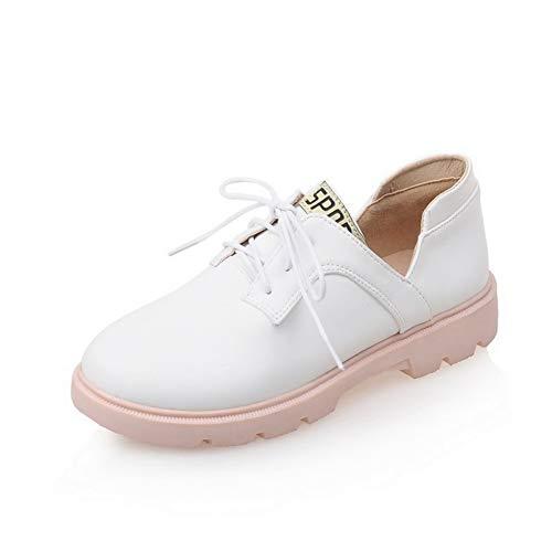 5 Blanc APL10530 Femme Sandales EU BalaMasa Compensées Blanc 36 gx6q0gAXw