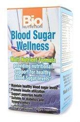 Bio Nutrition Blood Sugar Wellness Vegi-Caps, 60 Count by Bio Nutrition