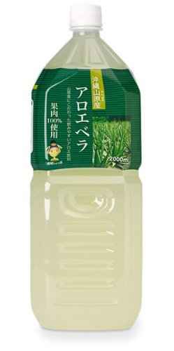 Okinawa Mountain native aloe vera 2L by Ryukyu shop