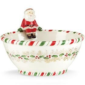 kathy ireland once upon a christmas candy bowl - Christmas Candy Dishes