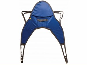 - Hoyer Compatible Padded Slings, EA, With Head Support, Medium, 500 Lbs. Weight Capacity (Best Fit 9