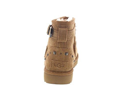 Deco Shoes 1013273 Ugg Studs Chestnut Neva E0gWRqp7
