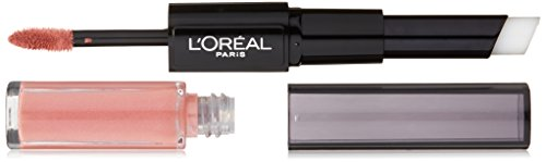 L'Oreal Paris Infallible Pro-Last Lip Color, Permanent Blush [117] 0.17 oz (Loreal Infallible Lip Color)