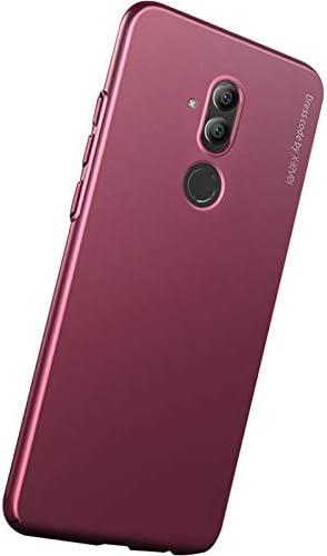Custodia® Firmness Smartphone Carcasa Case Cover Caso para Huawei Mate 20 Lite(Vino Tinto): Amazon.es: Electrónica