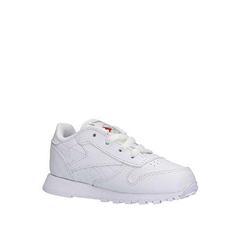 Reebok Classic Leather, Zapatillas de Trail Running Unisex Adulto Gris (White / 1)