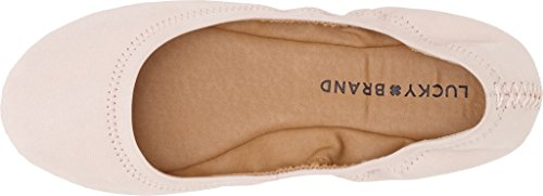 Lucky Brand Para Mujer Emmie Peach Whip Flat