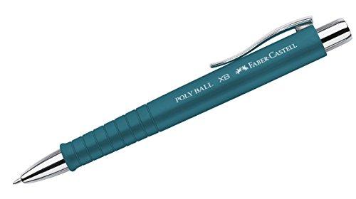 Faber-Castell Polyball XB Ballpoint Pen - Teal