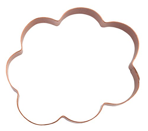Large Cloud Cookie Cutter (Bouquet Winter Cookie)