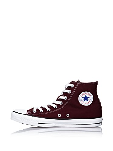 Sneaker charcoal 1J793 Can Bordeaux Erwachsene Unisex Converse AS Hi Sq7gwxp0n