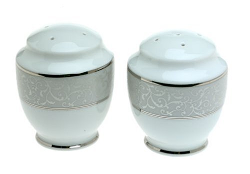 Mikasa Parchment Salt and Pepper Shaker Set ()