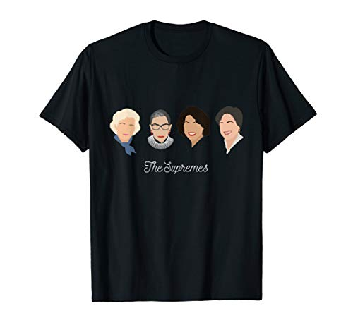 Supreme Court T-shirts - The Supremes