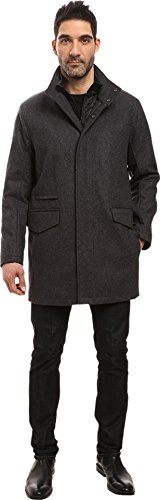 Quilted Car Coat - 7