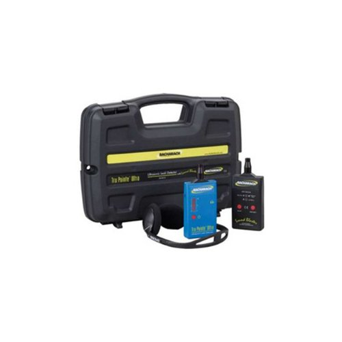 Bacharach 28-8010 Tru Pointe Ultra Ultrasonic Leak Detector Kit with Folding Headset and SoundBlaster